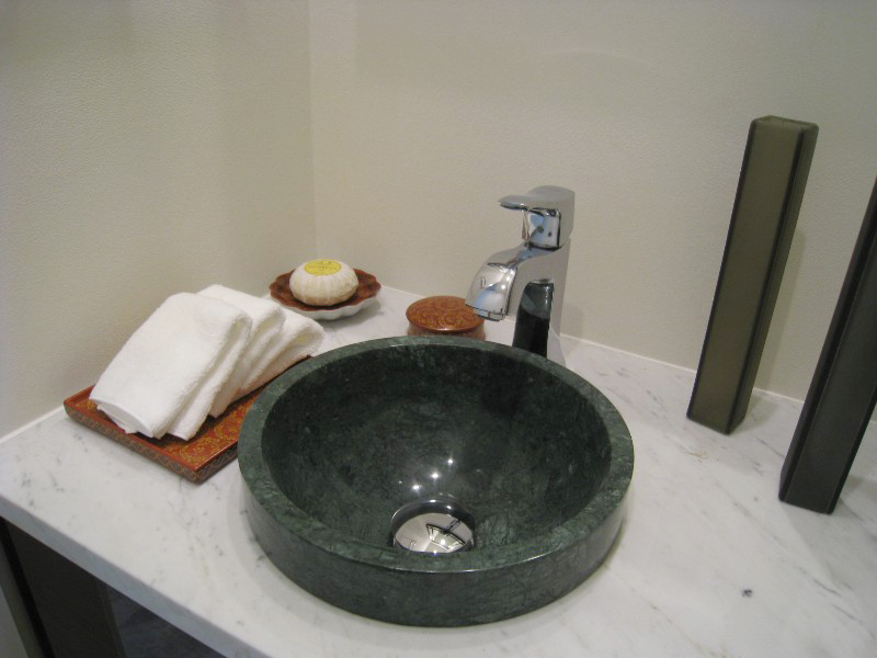 marble basins sell fast